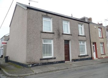 Thumbnail 3 bedroom end terrace house for sale in Ivor Terrace, Dowlais, Merthyr Tydfil