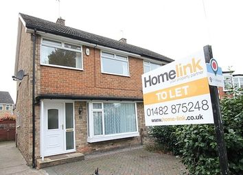 3 bed property to rent in Hall Road, Hull HU6