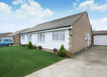 Thumbnail 2 bedroom semi-detached bungalow for sale in Hampton Close, Herne Bay