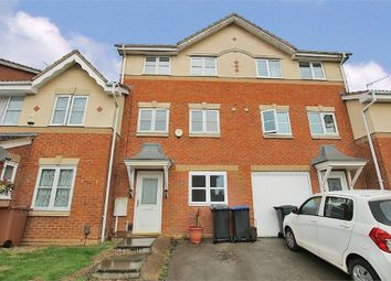 Thumbnail 4 bed terraced house for sale in Brockton Street, Kingsthorpe Hollow, Northampton