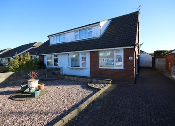 Thumbnail 3 bed semi-detached house for sale in Seacroft Crescent, Southport
