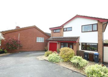 Thumbnail 4 bed detached house for sale in Dart Close, Biddulph, Stoke-On-Trent
