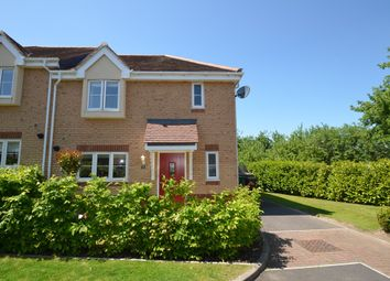 Thumbnail 3 bed semi-detached house for sale in Tealby Close, Lower Kingswood