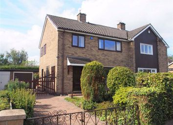 Thumbnail 3 bed semi-detached house for sale in Beech Close, Leek