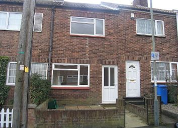 Thumbnail 2 bedroom terraced house to rent in Patteson Road, Norwich