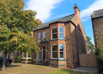 Thumbnail 3 bed semi-detached house to rent in Main Street, Helperby