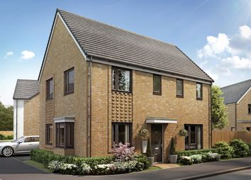 "Thumbnail 3 bed detached house for sale in ""The Clayton"" at London Road, Stanford-Le-Hope"
