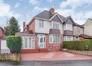 4 bed semi-detached house for sale in Goldthorn Crescent, Wolverhampton WV4