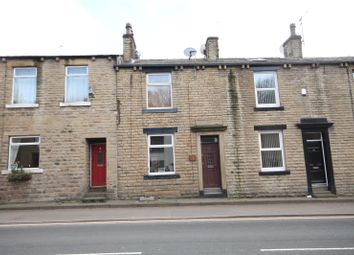 Thumbnail 2 bed terraced house to rent in Huddersfield Road, Newhey, Rochdale