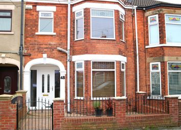 Thumbnail 3 bed terraced house for sale in Kelvin Street, Hull, East Riding Of Yorkshire