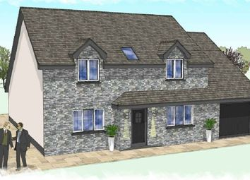 Thumbnail 4 bedroom detached house for sale in Cefn Farm Development, Rhydargaeau