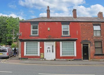 Thumbnail 3 bed end terrace house for sale in Bury Road, Rochdale, Lancashire