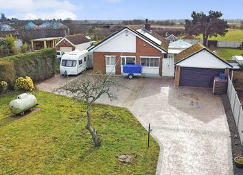 Thumbnail 4 bed detached bungalow for sale in High Street, Wroot, Doncaster