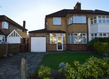 Thumbnail 3 bedroom semi-detached house to rent in Woodlands, North Harrow, Harrow