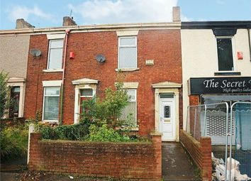Thumbnail 2 bed terraced house for sale in Redlam, Blackburn, Lancashire