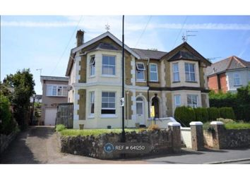 Thumbnail 2 bed semi-detached house to rent in Victoria Avenue, Shanklin