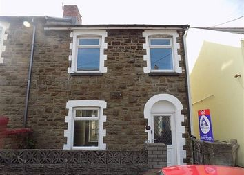 Thumbnail 3 bed end terrace house for sale in Henwain Street South, Blaina