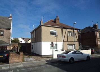 Thumbnail 1 bed semi-detached house to rent in Queens Road, Portsmouth