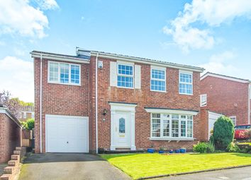 Thumbnail 4 bed detached house for sale in Grosvenor Court, Chapel Park, Newcastle Upon Tyne