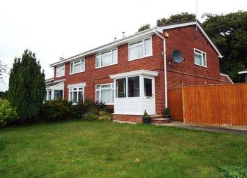 Thumbnail 3 bed property to rent in Birchwood, Southampton