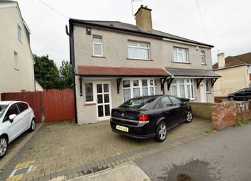 Thumbnail 3 bedroom terraced house to rent in St Marks Avenue, Gravesend