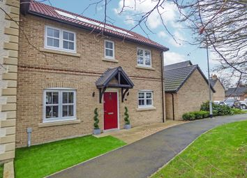 Thumbnail 3 bed semi-detached house for sale in Barnsley Way, Consett