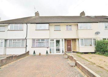 Thumbnail 3 bed terraced house for sale in Heathcroft Avenue, Sunbury-On-Thames, Surrey