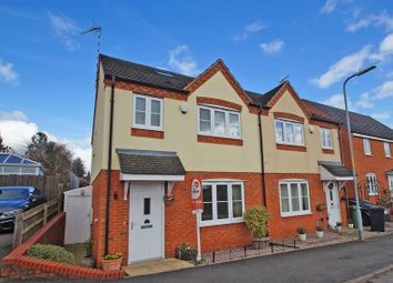 Thumbnail 3 bed semi-detached house for sale in Joseph Perkins Close, Astwood Bank, Redditch