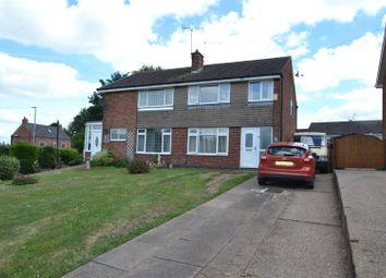 Thumbnail 3 bedroom semi-detached house for sale in Mensing Avenue, Cotgrave, Nottingham