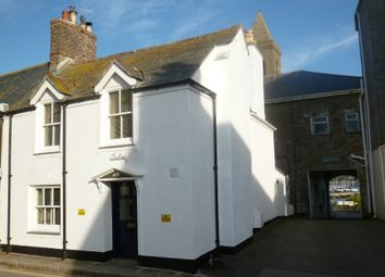 Thumbnail 3 bed end terrace house for sale in Chapel Street, Penzance