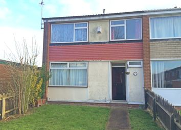 Thumbnail 3 bed semi-detached house to rent in Deptford Crescent, Bulwell, Nottingham