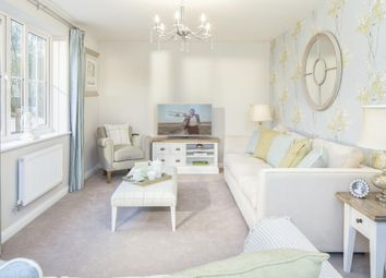 "Thumbnail 3 bedroom detached house for sale in ""Morpeth"" at Flansham Lane, Felpham, Bognor Regis"