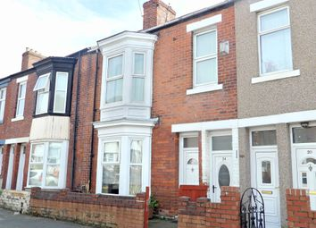 Thumbnail 3 bed flat for sale in Julian Street, South Shields