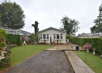 Thumbnail 2 bedroom mobile/park home for sale in Rowan Dale, The Grange Estate, Church Crookham, Fleet