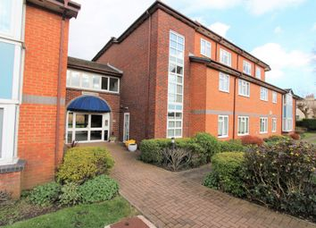 Thumbnail 2 bed flat for sale in Furzehill Road, Borehamwood