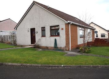 Thumbnail 3 bed semi-detached house for sale in 1, Loudoun Place, Crosshouse, Kilmarnock, East Ayrshire