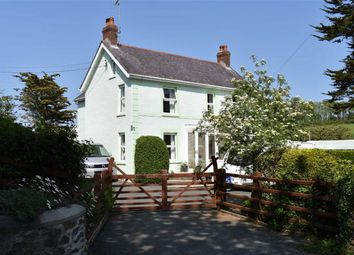 Thumbnail 4 bed detached house for sale in Llanarth