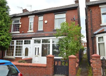 Thumbnail 2 bed town house for sale in Lyndhurst Road, Hollins, Oldham, 4Jg.