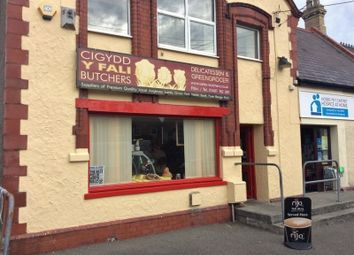 Thumbnail Retail premises for sale in The Old Courthouse, Holyhead