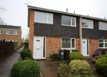Thumbnail 3 bed end terrace house to rent in Overslade Road, Shirley, Solihull