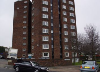 Thumbnail 1 bed flat to rent in Falmouth Road, Leicester