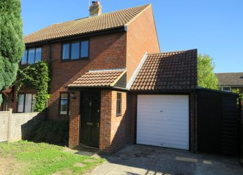 Thumbnail 2 bed semi-detached house for sale in Newells Hedge, Pitstone, Leighton Buzzard