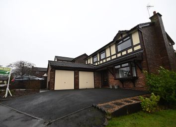 Thumbnail 4 bed detached house for sale in 50 Jacks Key Drive, Whitehall, Darwen