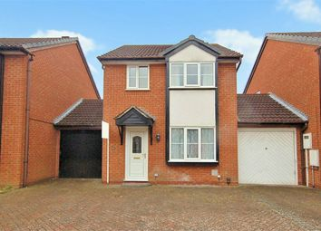Thumbnail 3 bed detached house for sale in Longford Avenue, Little Billing, Northampton