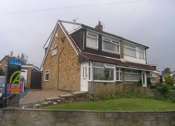 Thumbnail 3 bed semi-detached house to rent in Woolacombe Avenue, Sutton Leach, St Helens