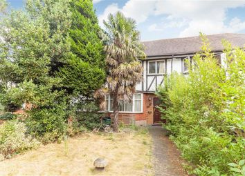 Thumbnail 3 bed terraced house for sale in The Ridgeway, London