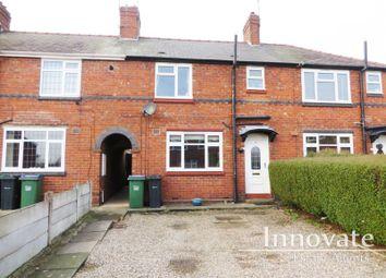Thumbnail 2 bed terraced house for sale in Rowington Avenue, Rowley Regis