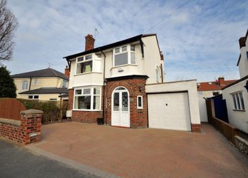 Thumbnail 3 bed detached house for sale in Bangor Road, Wallasey