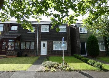 Thumbnail 3 bed terraced house for sale in Tudor Way, Newcastle Upon Tyne