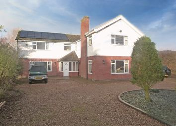 Thumbnail 5 bed detached house for sale in West Hann Lane, Barrow Haven, Barrow-Upon-Humber